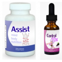 Assist and Grape Control 10x, A Natural Weight Loss Combo