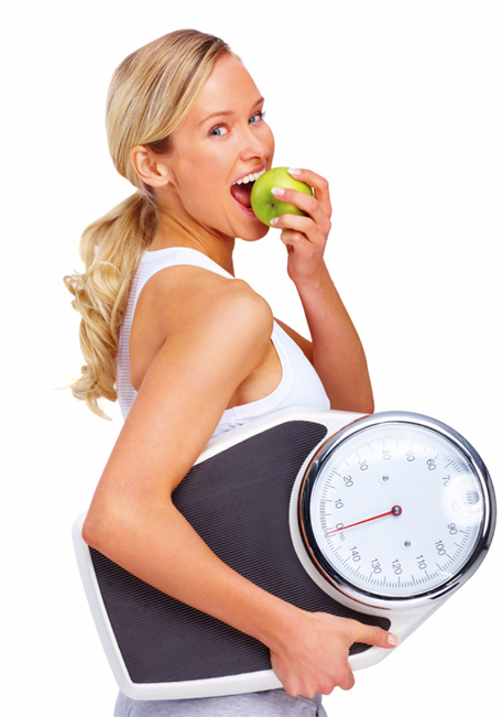 girl-apple Fat Burning Workouts