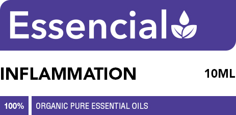 inflammation essential oil