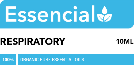Respiratory essential oil