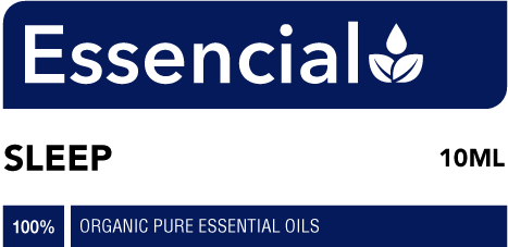 Sleep essential oil