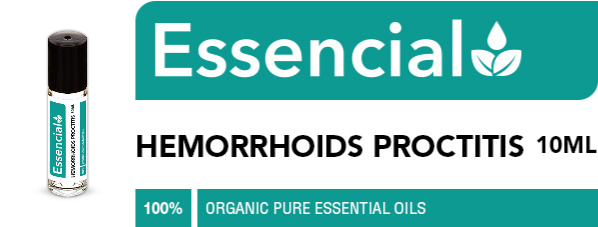 Hemorrhoids /proctitis essential oil