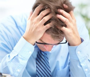 Symptoms of Anxiety and Chronic Stress